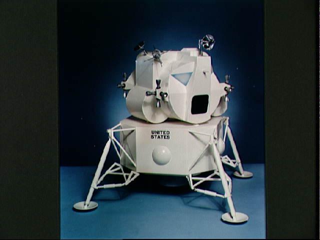 apollo lunar module design - photo #14