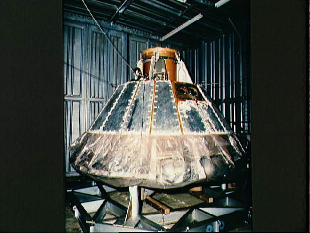 Apollo 1 Spacecraft (page 2) - Pics about space